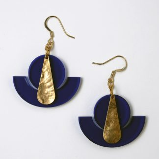 Co earrings