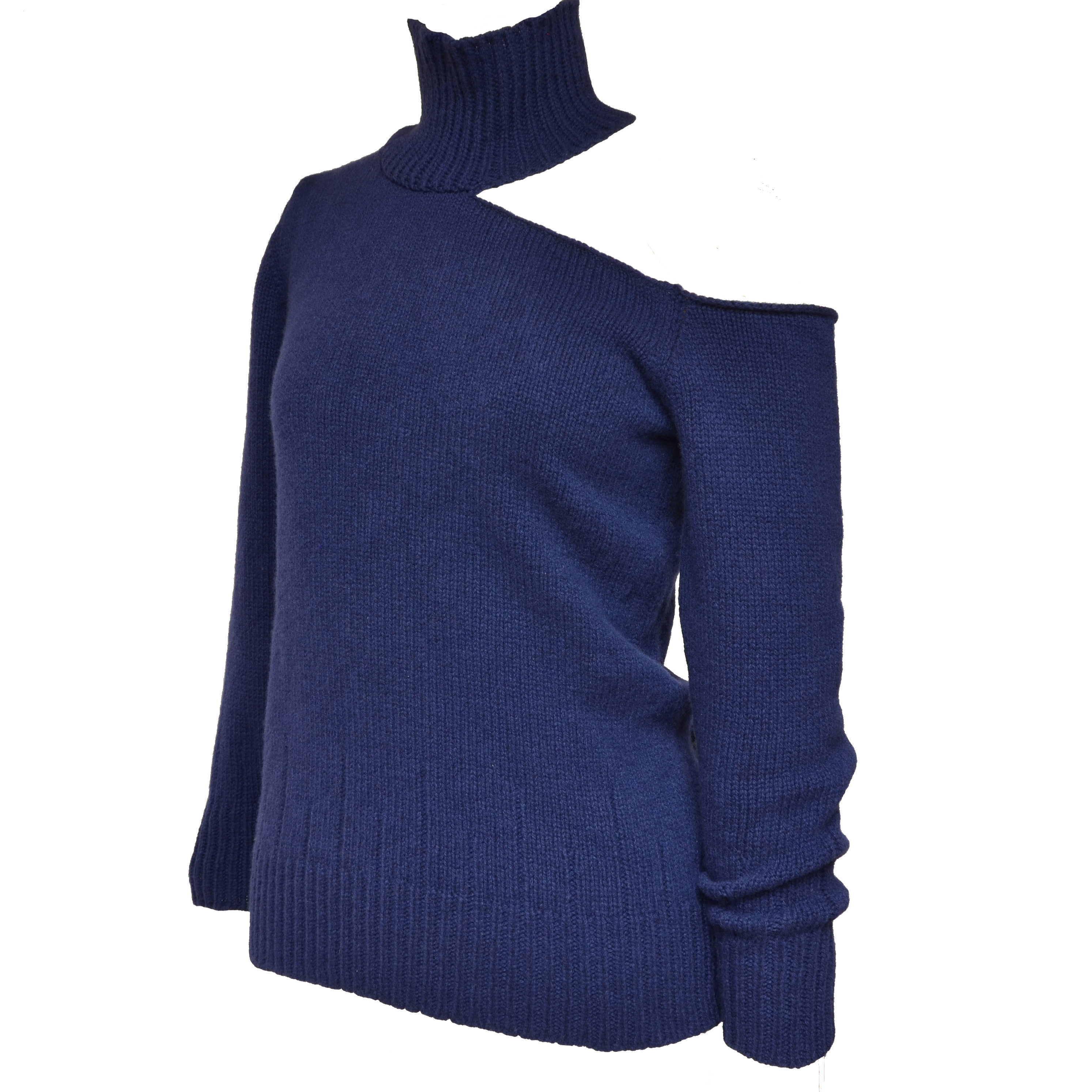 Cut-out pullover